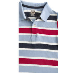 BOY'S 4 COLOR STRIPE POLO | OLD NAVY-(2Y-5Y)