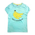 GIRL'S SEQUINS EMBO' HAPPY BANANA T-SHIRT | OVS-(10Y & 16Y)