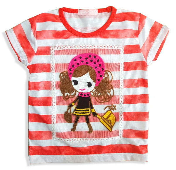 GIRL'S LET'S GO SHOPPING TEE|MARKHOR