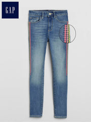GIRL'S HIGH RISE JEGGINGS | GAP-(5Y-14Y)