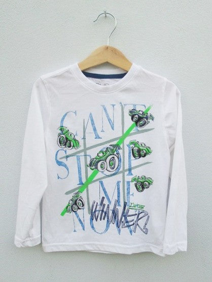 BOYS CANT STOP WINNER TEE BY OVS (2-8YRS)