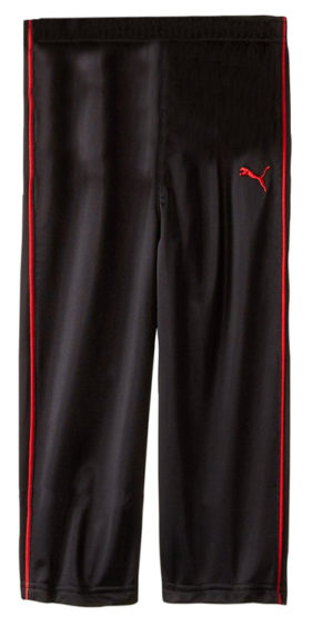 BOYS PUMA LOGO TROUSER (12M-7 YRS)