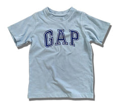 BOYS SIGNATURE GAP PRINT TEE (4-16YRS) SKY BLUE