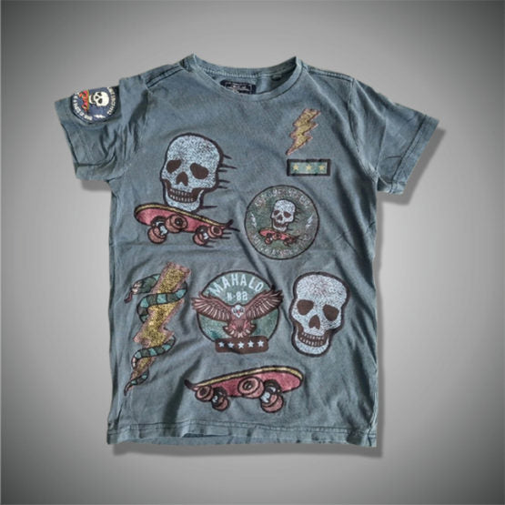 BOY'S AWESOME 1982 TEE BY NEXT- (3-14)YRS