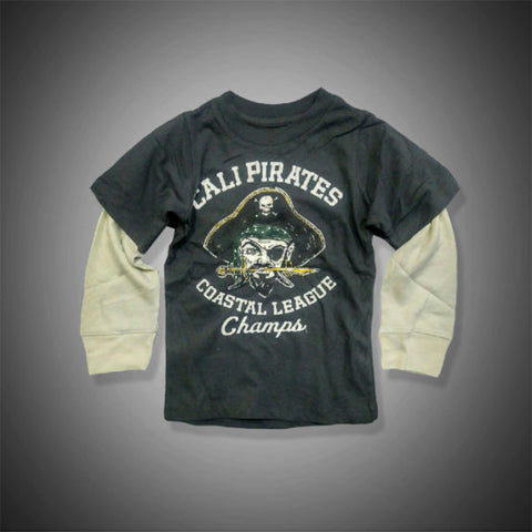 BOY'S CALI PIRATES TEE BY GAP-(4-16)YRS