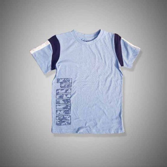 BOY'S PANEL STITCHED TEE (8-20YRS)| PUMA