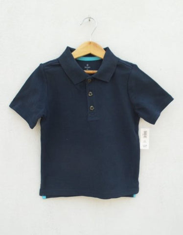 BOY'S SOLID NAVY POLO BY OLD NAVY (2Y-5Y)