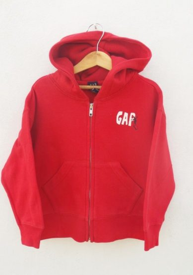 BOYS SURF PATROL HOOD BY GAP (4-16YRS)