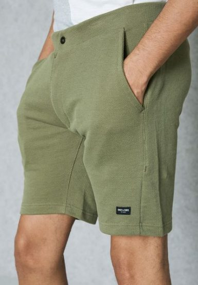 FINLO SWEAT SHORTS| ONLY & SONS
