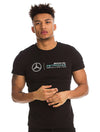 FORMULA ONE F1 TEAM MEN'S LOGO T-SHIRT|PETRONAS