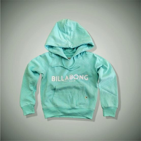 GIRLS BILLABONG HOOD (1-14)YRS