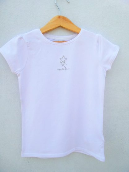 GIRLS SIGNATURE OKAIDI TEE (2-10YRS)
