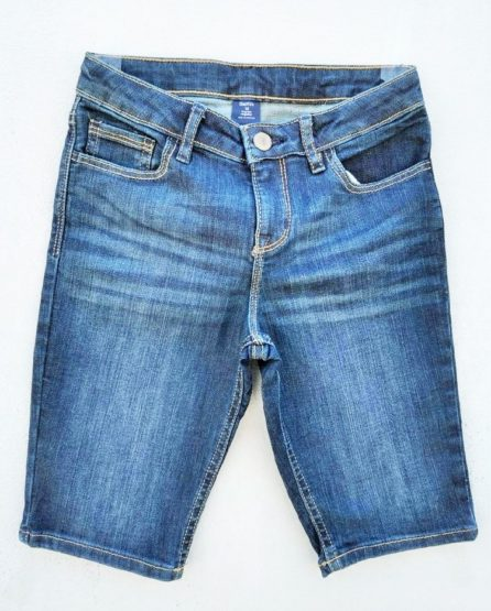 GIRLS STRAIGHT LEG SHORTS BY GAP (5-16YRS)