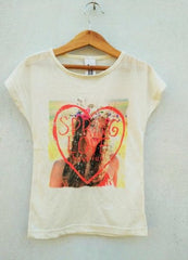 GIRLS TEE SPRING LOVE-HAVE FUN BY C&A(7-14YRS)
