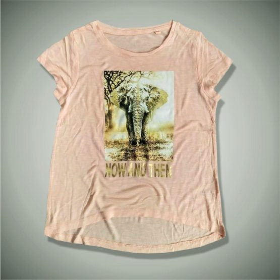 GIRL'S NOW AND THEN TEE BY C&A (7-16)YRS
