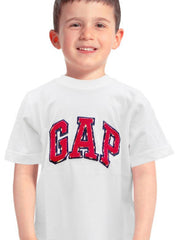 BOY'S TEE GP SIGNATURE APPLIQUE 4-16 YEARS