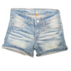 GIRL'S FANCY WASHED SHORTS| STACCATO-(9-14)YRS