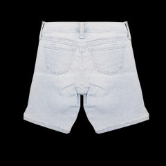 GIRL'S DENIM SHORT|GP(6-14)YRS