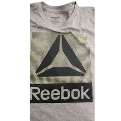 BOY'S CREW NECK T-SHIRT | REEBOK-(8Y-16Y)