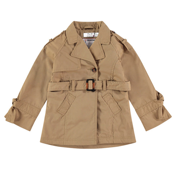GIRL'S TRENCH COAT | ORCHESTRA-(2Y-10Y)