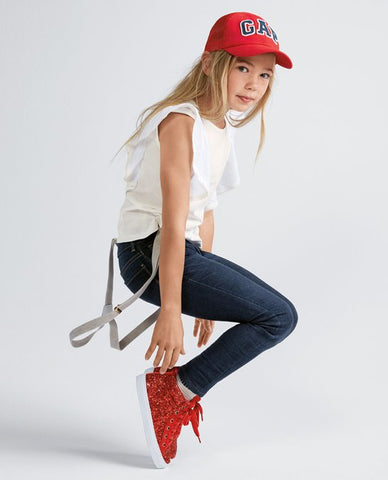 GIRL'S DENIM JEANS | GAP-(4Y-14Y)