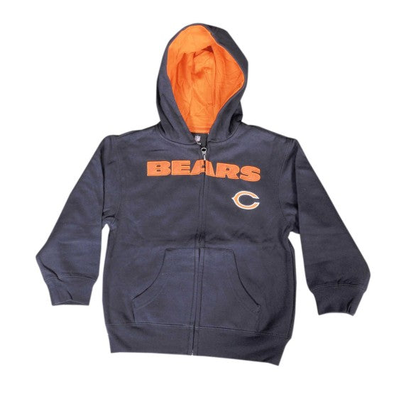 KIDS HOOD NFL BEARS