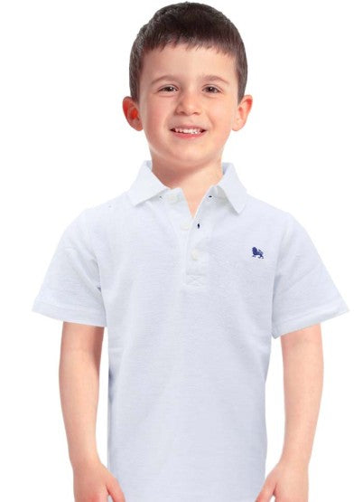 KIDS POLO OLD NAVY (12M-5YRS) WHITE