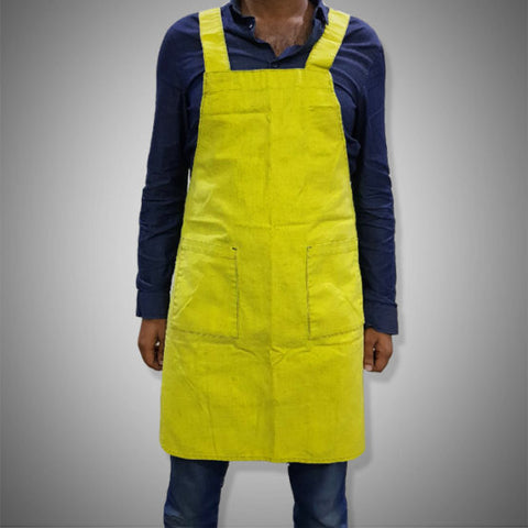 KITCHEN APRON | YELLOW
