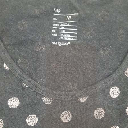 LADIES CIRCLES TOP | GAP