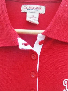 LADIES POLO | US POLO ASSN