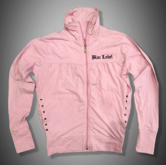 LADIES ZIPPER JACKET | BLAC LABEL