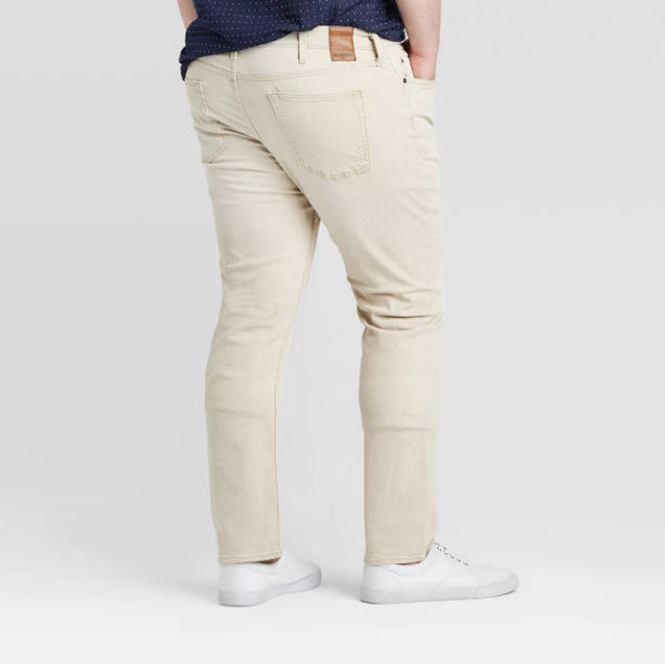 MEN'S SLIM LIGHTWEIGHT DENIM JEANS | GOODFELLOW & CO