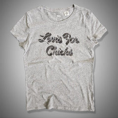LEVI'S FOR CHICKS- GREY