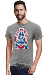 LONDON BIRMINGHAM PRINT T-SHIRT IN 100% COTTON BY OVS (ITALIAN BRAND)