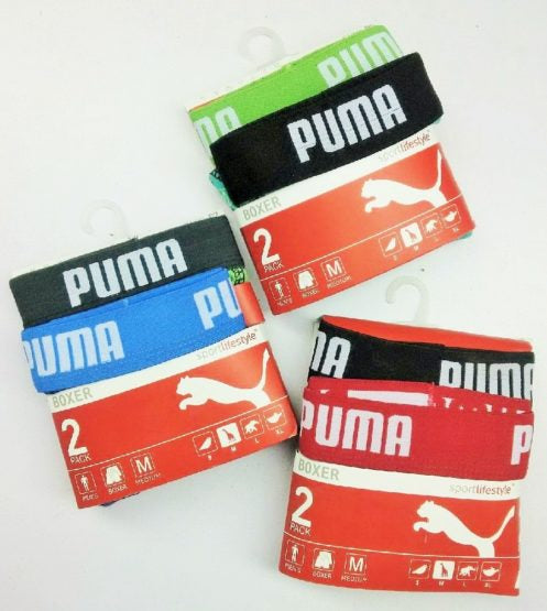 MENS BOXER PUMA (PACK OF-2)