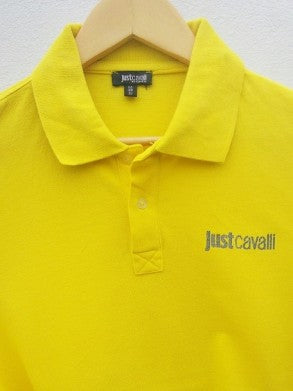 MENS JUST CAVALLI POLO|ROBERTO CAVALLI