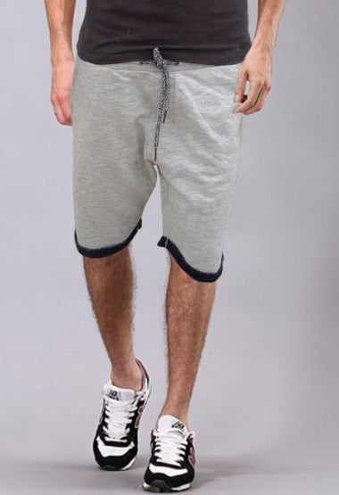 MENS SOLID GREY SHORTS CULT EDITION