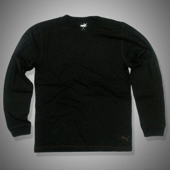 MEN'S ATHLETIC TEE BY PUMA-BLACK