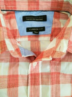 MEN'S CAMDEN FIT SHIRT|BANANA REPUBLIC