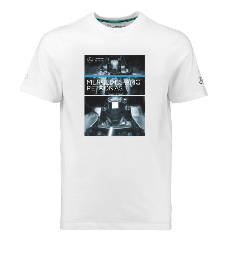 MEN'S DRIVER VIEW GRAPHIC T-SHIRT|PETRONAS