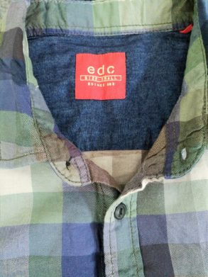 MEN'S MULTI STRIPE SHIRT BY EDC|ESPRIT