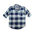 BOY'S CASUAL CHECK SHIRT | MARKHOR-(2Y-14Y)
