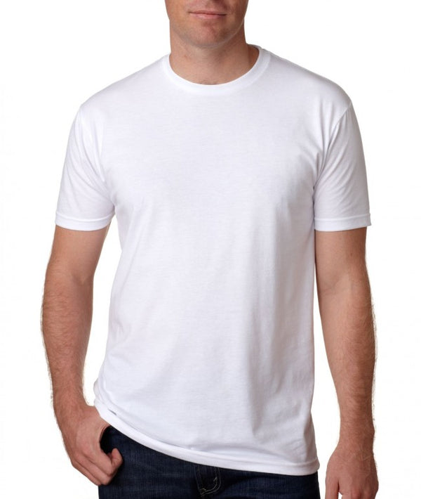 MENS BASIC WHITE TEE| REEBOK