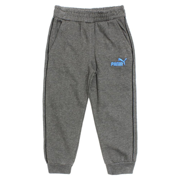 BOY'S PIPING FLEECE TROUSER | PUMA-(3M-7Y)