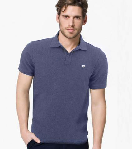 SIGNATURE PIQUE POLO|BANANA REPUBLIC