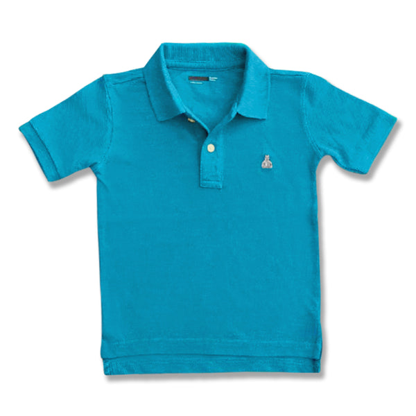 BOY'S BRANNAN BEAR POLO | GAP-(12Y-5Y)