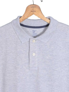 SOLID PIQUÉ POLO|GAP