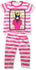 GIRL'S SUMMER HAT EMBROIDERY SET-PINK|MARKHOR