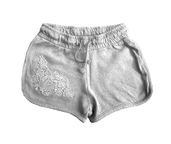 GIRL'S CLASSIC FLORAL NET SHORT | NEXT-(3Y-12Y)