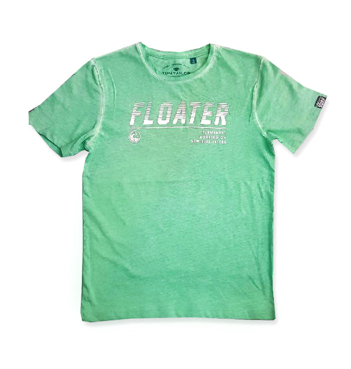 BOY'S FLOATER T-SHIRT | TOM TAILOR-(8Y-10Y)